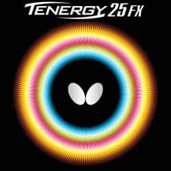 Tenergy 25 FX borítás