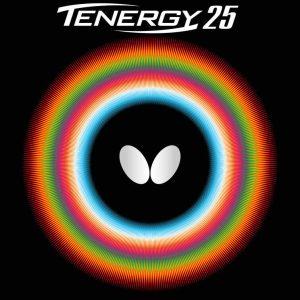 Tenergy 25 borítás