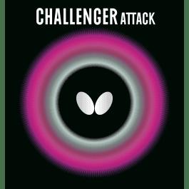 Challenger Attack borítás